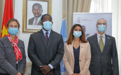 SP&PFM project launch in Angola