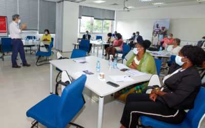 Seminar on the extension of social protection to workers in the informal economy in Angola